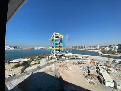 فلیٹ 2 غرفة نوم للايجار في شاطئ الراحة، أبوظبي - Stunning Sea View Unique Design 3Bhk with Maids and  Balcony