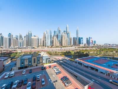 شقة 2 غرفة نوم للايجار في أبراج بحيرات الجميرا، دبي - Marina View | 2-Bed | Closed Kitchen