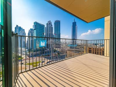 Resale| 2 years post handover|High flr.| Burj view