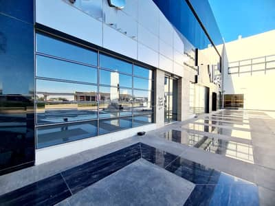 Showroom for Rent in Al Safa, Dubai - Fitted Showroom | Facing  Sheik Zayed Road