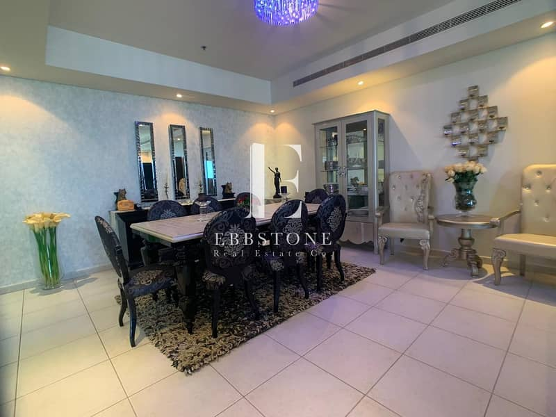 2 Luxury Furnished 4 BR Penthouse|Full Sea View