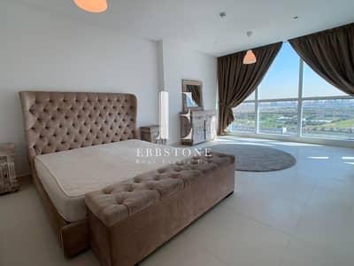 شقة 3 غرف نوم للايجار في دبي مارينا، دبي - Luxury Furnished | High Floor | 3 BR + Maids