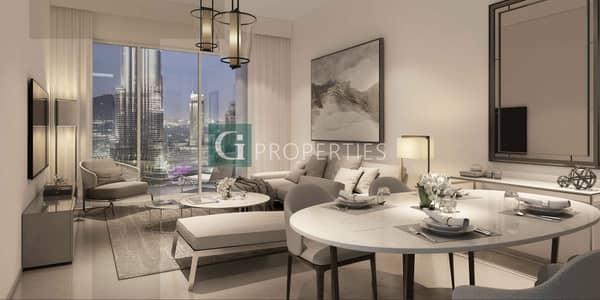 شقة 3 غرف نوم للبيع في وسط مدينة دبي، دبي - Burj Khalifa View | High Floor| Spacious Layout