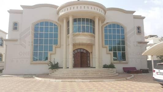 7 Bedroom Villa Compound for Rent in Al Nyadat, Al Ain - Adorable Duplex 7bhk compound villa in Sarooj near Hilton