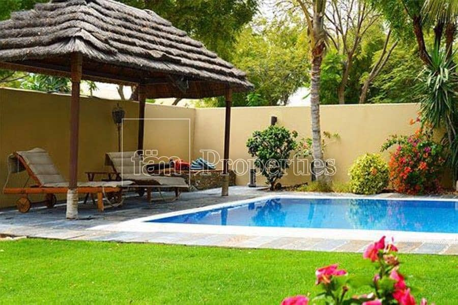 10 TYPE 3 / 3BEDS + MAID / PRIVATE POOL