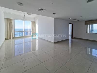 فلیٹ 3 غرف نوم للبيع في دبي مارينا، دبي - 3BR with Maids | Stunning Sea View | Vacant soon