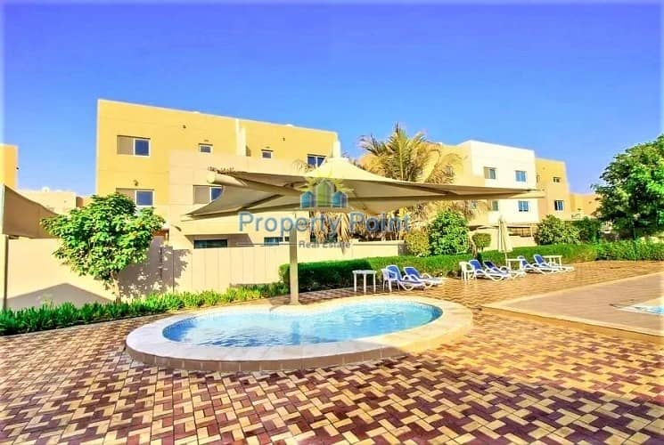 2 Move In Now | Arabian Style 2-bedroom Villa | Extended Garden | Parking and Facilities