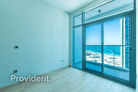 شقة 1 غرفة نوم للبيع في دبي مارينا، دبي - Sea View | Vacant on Transfer | New Building