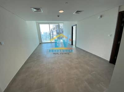 1 Bedroom Apartment for Rent in Al Raha Beach, Abu Dhabi - Mesmerizing Sea View Classy 1 Bedroom with Balcony in Raha