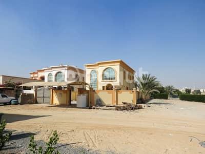 5 Bedroom Villa for Rent in Al Mowaihat, Ajman - PRESTIGIOUS SPACIOUS 5 BHK VILLA FOR RENT IN AL MOWAIHAT 2 PEACEFUL AREA EXCELLENT LOCATION