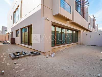4 Bedroom Townhouse for Sale in Meydan City, Dubai - Last Single Row Corner Unit | 4 BED | MBR