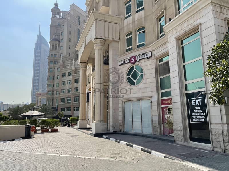 Shop For Resturant | Front of Dubai Mall  | Direct From Landlord