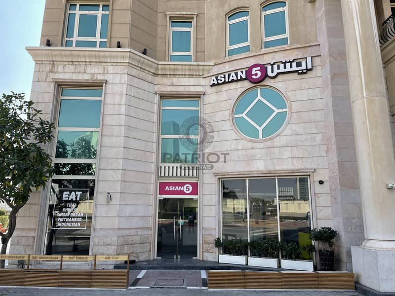 2 Shop For Resturant | Front of Dubai Mall  | Direct From Landlord