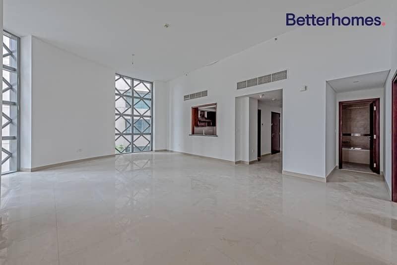 Two Bedroom with Two En-Suite Baths   Low Floor