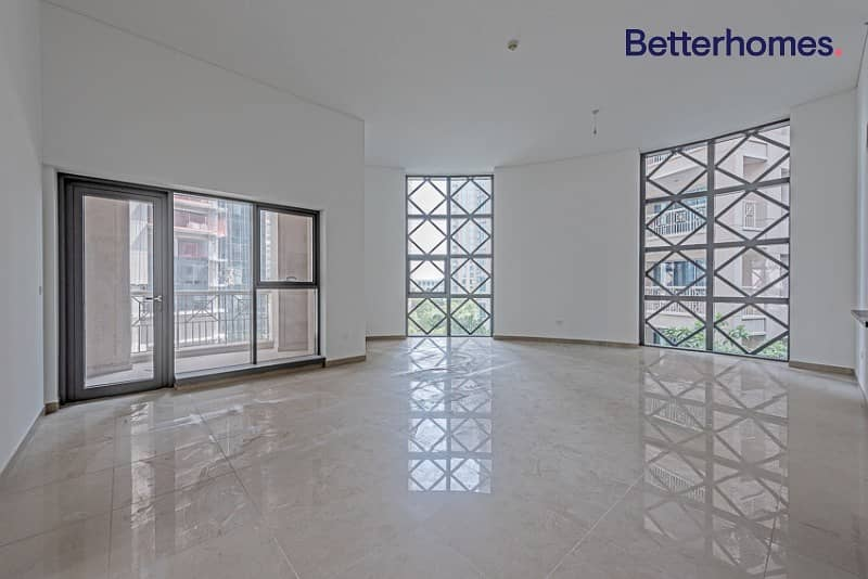 Unique Layout | Brand New and Vacant 2 BR