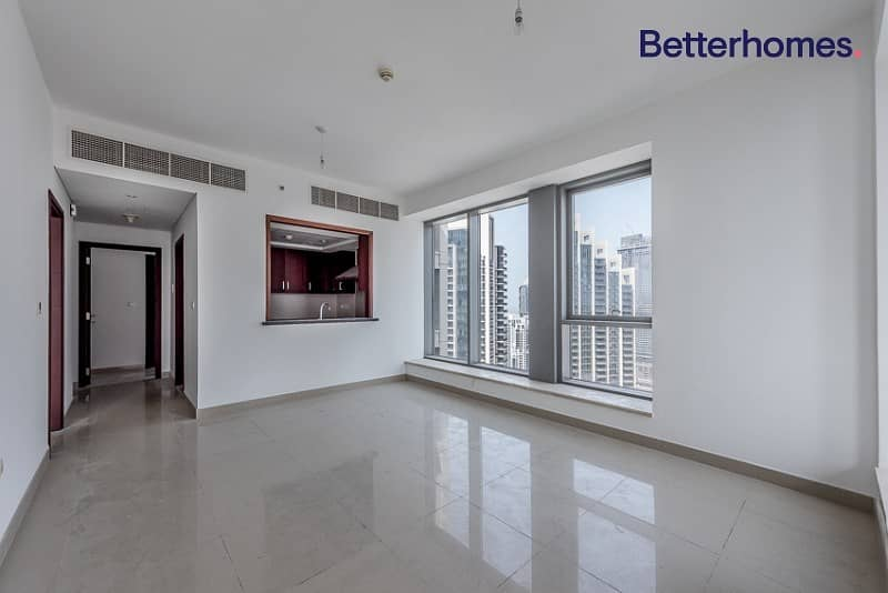 2 Partial Fountain View | 2 En-Suite BR | High Floor