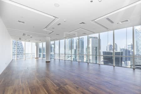 Office for Rent in Business Bay, Dubai - Fitted Office | Vacant | Community Views