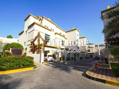 3 Bedroom Villa for Rent in Al Maqtaa, Abu Dhabi - One Month Free | Compound | 3MBR w/ Maids Rm