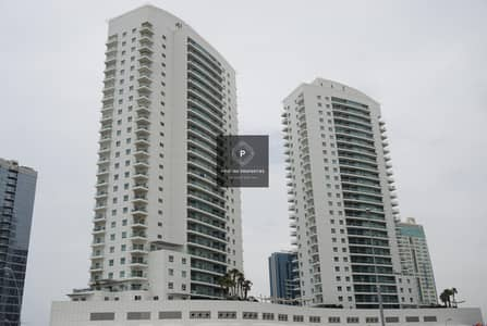 1 Bedroom Flat for Rent in Al Reem Island, Abu Dhabi - Spacious  Apartment W/Balcony  W/ 4payments