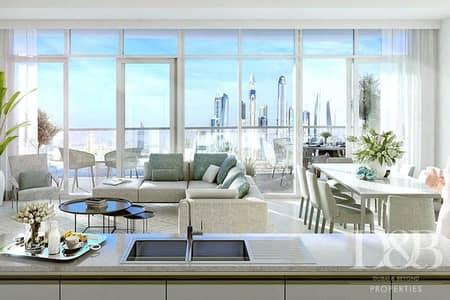 شقة 3 غرف نوم للبيع في دبي هاربور، دبي - WISE INVESTMENT | BEACH ACCESS | HOLIDAY HOME