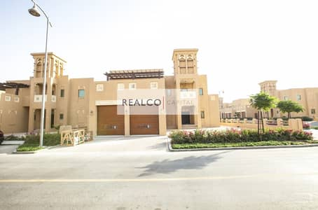 5 Bedroom Villa for Sale in Al Furjan, Dubai - Genuine. Corner. Vacant. Single row