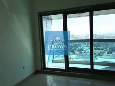 1 Bedroom Flat for Sale in Corniche Ajman, Ajman - Hot Deal!! 1Bedroom Hall w/ city view in Corniche Tower at low, low price!