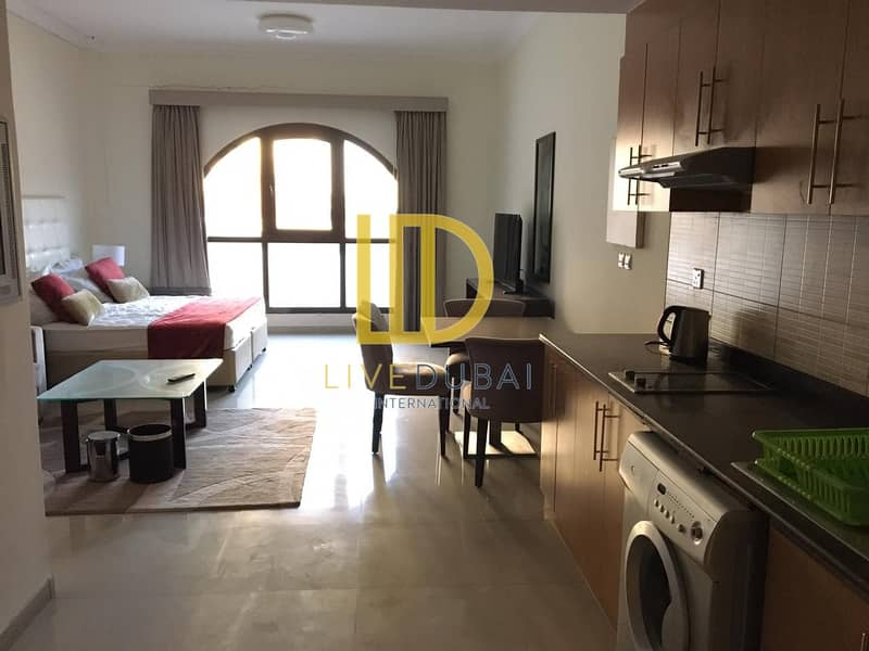 Vacant | Furnished Studio | Close to Miracle garden HL