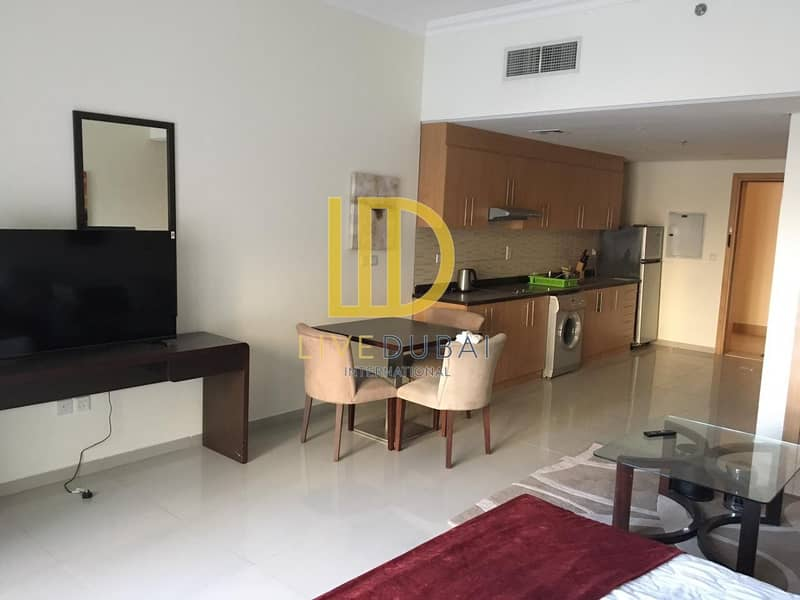 2 Vacant | Furnished Studio | Close to Miracle garden HL