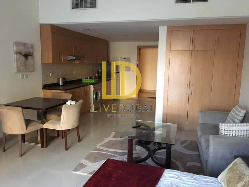 9 Vacant | Furnished Studio | Close to Miracle garden HL
