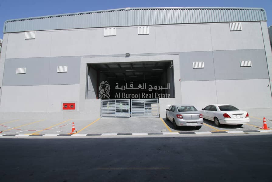2 Brand New warehouse available for sale in international city