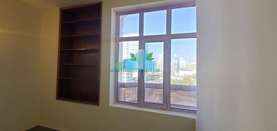 25 VERY FRESH & CLEAN 2 BHK with Maid-room |Great Locations