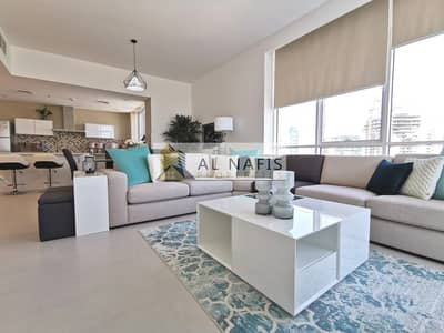 3 Bedroom Apartment for Rent in Business Bay, Dubai - Brand New | 1Month free|No Commission