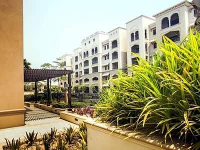 شقة 3 غرف نوم للبيع في جزيرة السعديات، أبوظبي - Large Garden Area Ground Floor Apartment Tenanted