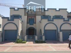 Aegean design villa: 4 b/r immaculately presented well villa + maids room + drivers room + stunning landscaped garden