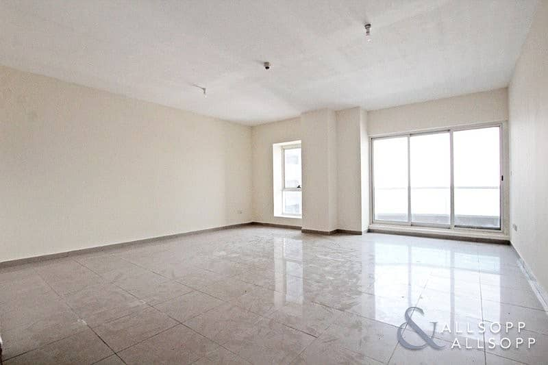 3 Bed + Maids | High Floor | Unfurnished