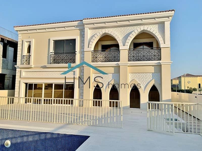 Custom Built Villa   Desirable District 4 Plot   Must See