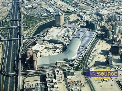 Mixed Use Land for Sale in Al Barsha, Dubai - Mixed used plot | G+14 | Next to Mall Emirates