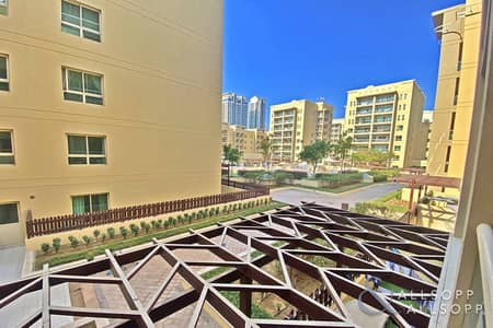 1 Bedroom Flat for Sale in The Greens, Dubai - Pool View | Large Unit | VOT | Low Floor