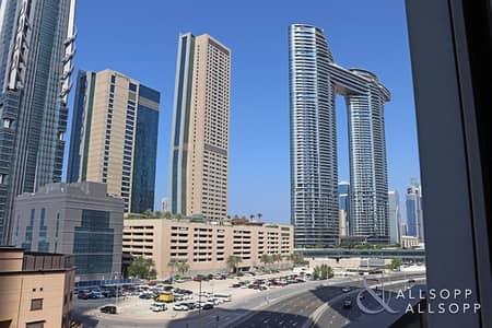 1 Bedroom Apartment for Rent in Downtown Dubai, Dubai - 1 Bedroom | Podium Level | Skyline Views
