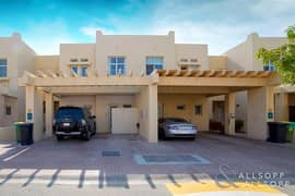 Exclusive | Facing Pool and Park | 3 Beds