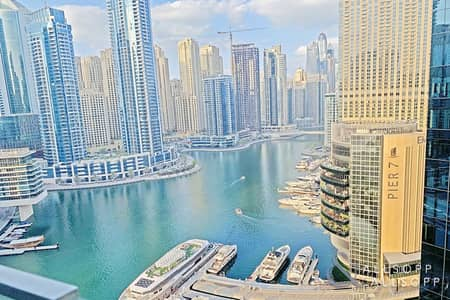 فلیٹ 2 غرفة نوم للايجار في دبي مارينا، دبي - Two Bedrooms | Largest Layout | Feb Move