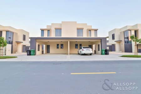 4 Bedroom Villa for Sale in Dubai Hills Estate, Dubai - 4Bed Type 2E | Semi Detached | Green Strip