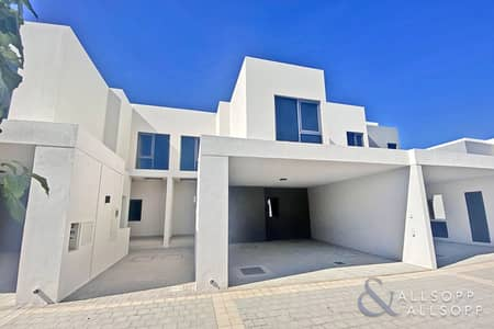 3 Bedroom Townhouse for Sale in Dubai Hills Estate, Dubai - 3Bed 2M | Raised Back To Back | Fully Paid