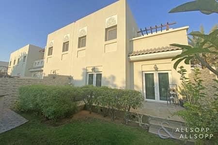تاون هاوس 3 غرف نوم للبيع في الفرجان، دبي - Single Row | Backing Park Area | 3 Beds