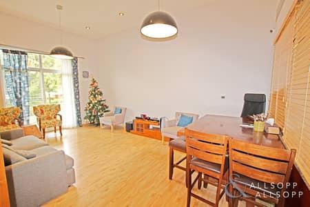 شقة 2 غرفة نوم للبيع في موتور سيتي، دبي - Ground Floor 2 Beds | Pool and Garden View