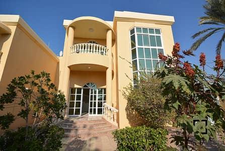 فیلا 5 غرف نوم للايجار في أم سقیم، دبي - Garden 5br | Semi independent | Renovated
