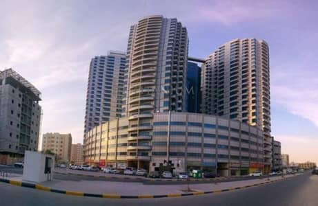 Office for Sale in Al Rashidiya, Ajman - FULLY FURNISHED OFFICE WITH PARKING BEAUTIFUL SPACIOUS IN FALCON TOWER