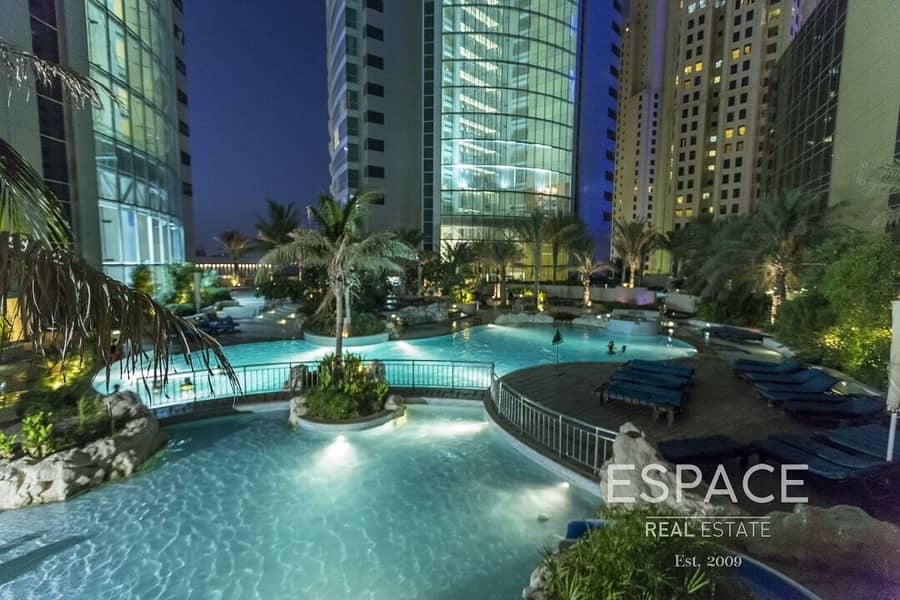 10 Great Location | Bright | Spacious 3BR plus Maids