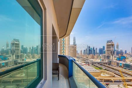 1BR  Apartment | Fully Furnished  | High Floor