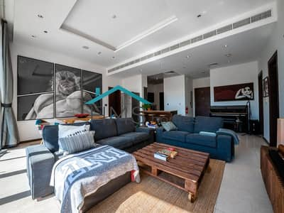 2 Bedroom Apartment for Sale in Palm Jumeirah, Dubai - Tiara | 2 bed + study | Beach
